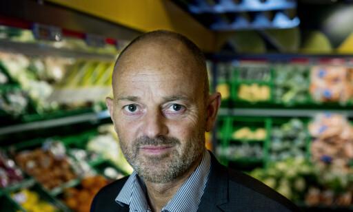 Ifølge Bjørn Takle Friis i Coop har Extra økt omsetningen i et marked som har stagnert. Foto: Coop