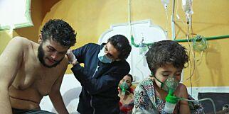 image: Hjelpearbeider om våpenhvilen i Øst-Ghouta: - Russerne ler av verden