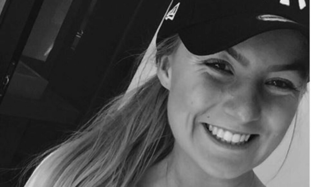 REVMATISME: I dag lever Marie et travelt liv med jobb, skole, trening og venner. En livsstil bestående av mye aktivitet og et sunt kosthold har senket smertene og gjort hverdagen lettere for Bodø-jenta. FOTO: Privat