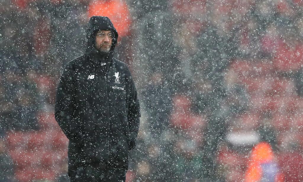 VINTERPAUSE_ Mange Premier League-managere har vært kritisk til det tøffe juleprogrammet, og har etterlyst mer pause på vinterstid i Premier League. Nå får de trolig viljen sin. Foto: Pa Photos / John Walton