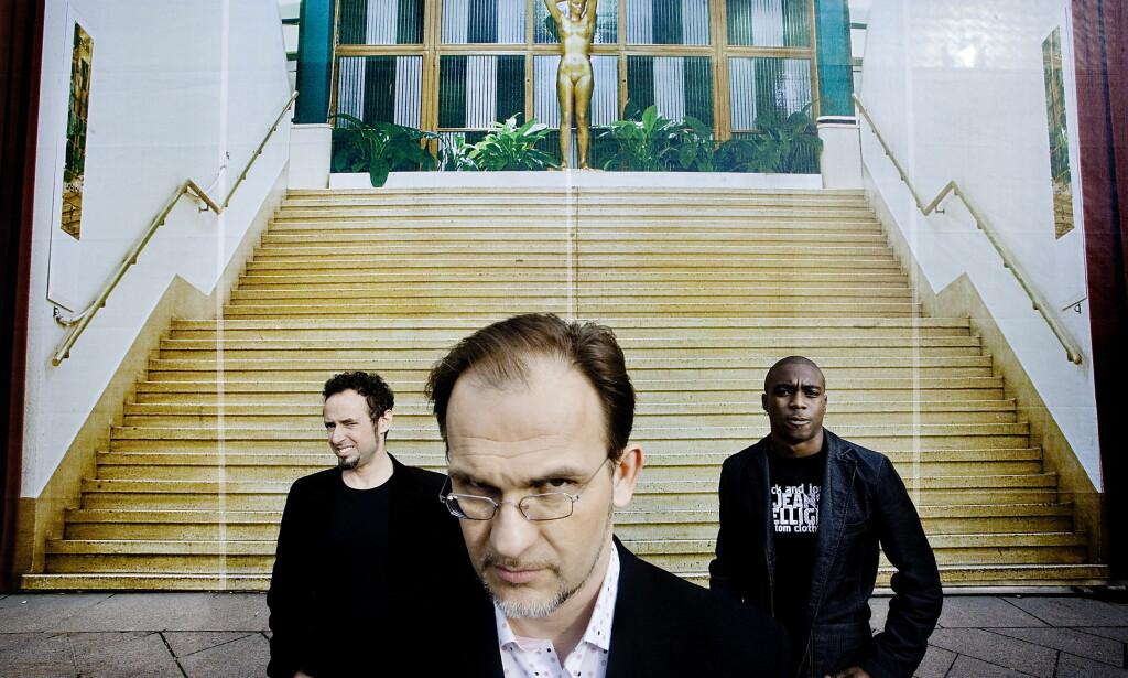 På Sentralen: 9. mars inviterer Sverre Indris Joner til cubansk konsert på Sentralen med Det Norske kammerorkester. Her med Hovedøen Social Club, Sergio Gonzalez, Sverre Indris Joner og Harlem Curbelo fra 2008. FOTO: ADRIAN ØHRN JOHANSEN/ DAGBLADET