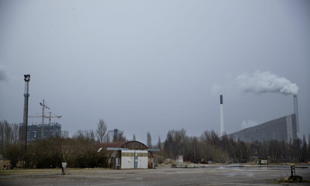 VERKSTED: Peter Madsen mekket på sine ubåter i dette verkstedet på Refshaleøen. Foto: Kristian Ridder-Nielsen / Dagbladet
