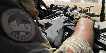 image: Ingen norske styrker i Niger nå