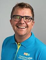 MIX: Kjedeleder Svein Erik Alstad-Evjen Foto: Norgesgruppen