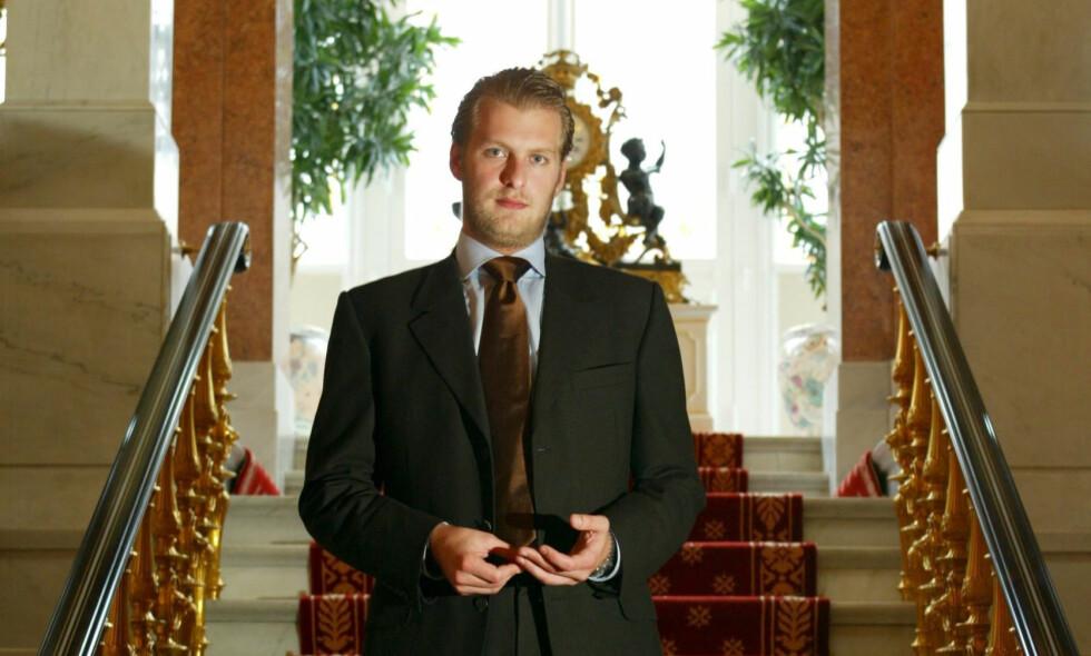 SKANDALEPRINS: Den tyske prinsen Carlos Patrick Godehard av Hohenzollern døde forrige uke, 39 år gammel. Foto: Bertram Solcher / BILD