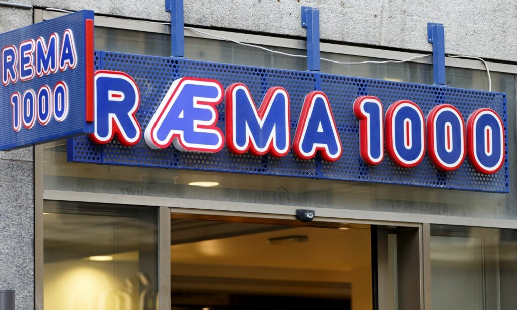 TILBAKE: Rema 1000 slet med omdømme og omsetning etter Æ-fadesen. Nå er de tilbake - og er den kjeden som totalt vokser mest. Illustrasjonsfoto: NTB Scanpix