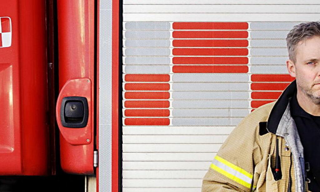 image: Frode (48) vant i retten, får fortsette som brannmester: - Sjeleglad for at jeg har hatt rett