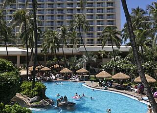 HAWAII: En ukes ferie på Hawaii er også i goodie-bagen. Foto: NTB Scanpix