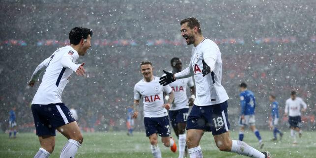 image: Videokaos Tottenham knuste Rochdale