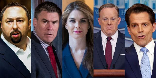 image: Nå må Trump finne sin sjette kommunikasjonssjef på et drøyt år