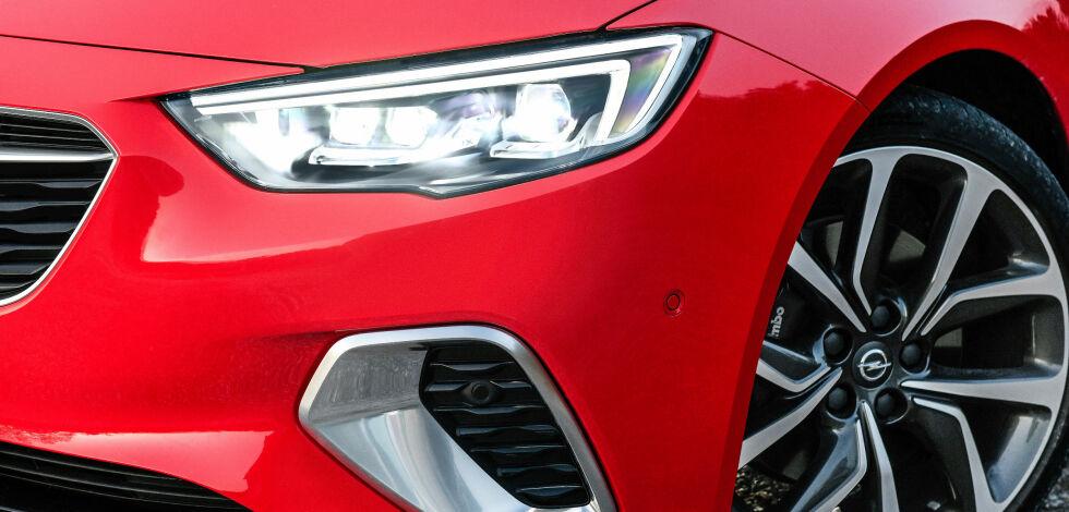 image: GSi er tilbake: Er dette Opels kuleste utseende?
