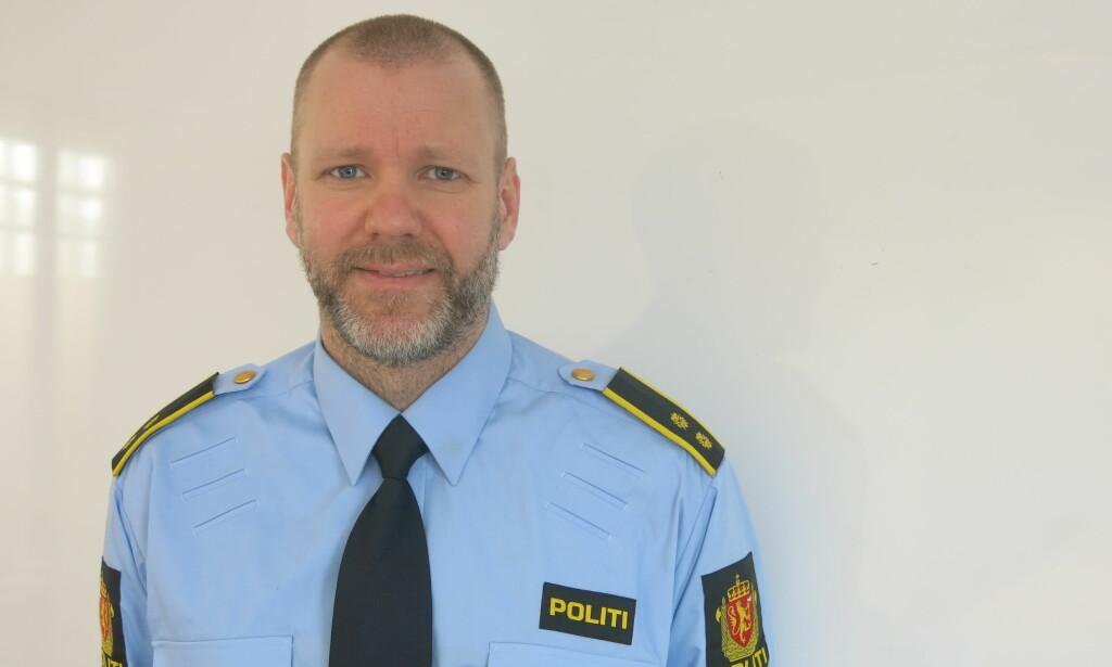 HELERI: Oslo-politiet slår hardt ned på videresalg av stjålet kjøtt, sier Rune Skjold i Oslo-politiet Foto: Jørn-Kr. Jørgensen, Oslo Politidistrikt