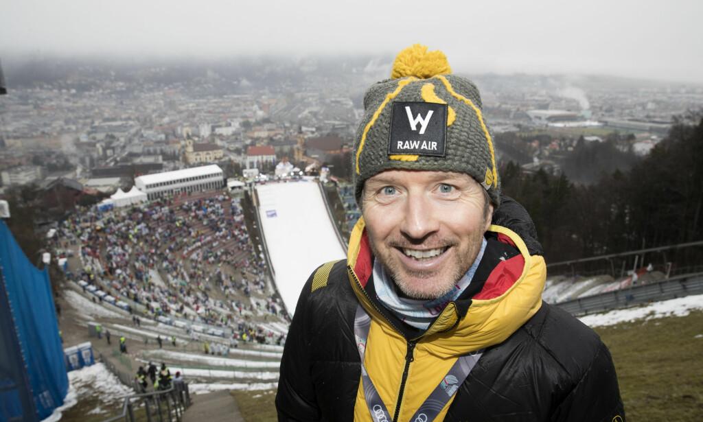 SPONSORSVIKT: Terje Lund, prosjektleder for Raw Air, sliter med å forstå at de ikke får landet sponsoravtaler. Foto: Terje Bendiksby / NTB scanpix