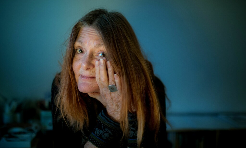 VINNER: Cecilie Løveid får Kritikerprisen for «Vandreutstillinger». Foto: Eivind Senneset/Dagbladet