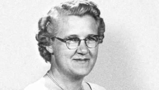 DREPTE MOREN: Charles Whitman hevder at han elsket sin mor så mye at han ikke ønsket at hun skulle fortsette å leve i lidelse. Hun ble drept natt til 1. august 1966. Foto: Skjermdump fra Dplay