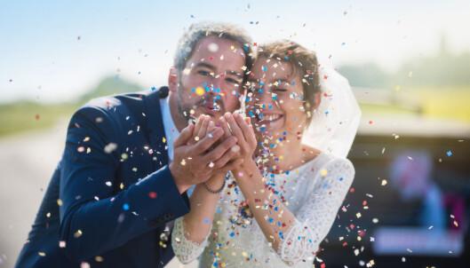 Disse bryllupstrendene blir store i 2018