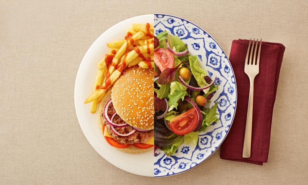 image: Lavkalori eller lavkarbo? Nå har forskerne avgjort slankekampen