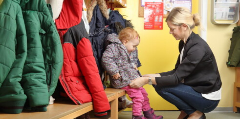 Du må gjerne betale 13 prosent av inntekten din for barnehageplass, hvis du har flere barn