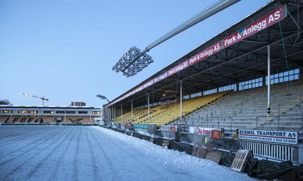 image: Fotball-fansen oppfordres til å kle på seg:- Lidenskapen avhenger ikke av været
