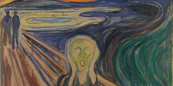 image: Hidden Munch treasures released: «The Scream» initially looked completely different