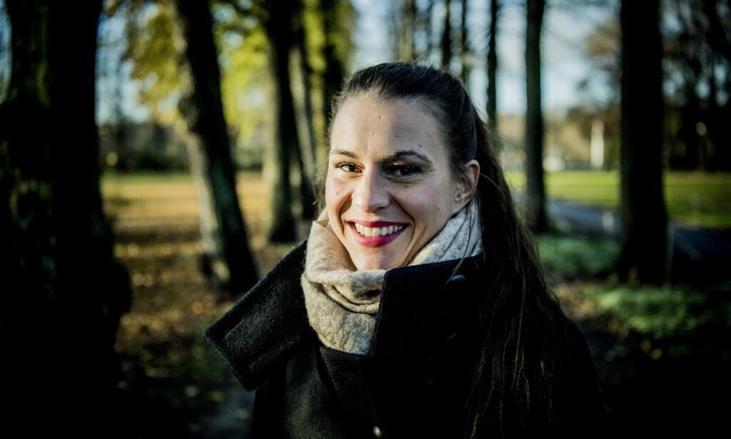 MOTSTANDER FORSVANT: Neste lørdag skulle Katharina Thanderz forsvare sin EM-tittel i proffboksing. Men motstanderen trakk seg brått. Foto: Thomas Rasmus Skaug