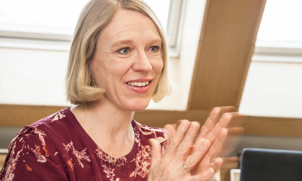 - UENIGHETER: Anniken Huitfeldt forteller at det er uenigheter innad i Ap etter valgnederlaget. Foto: Hans Arne Vedlog / Dagbladet