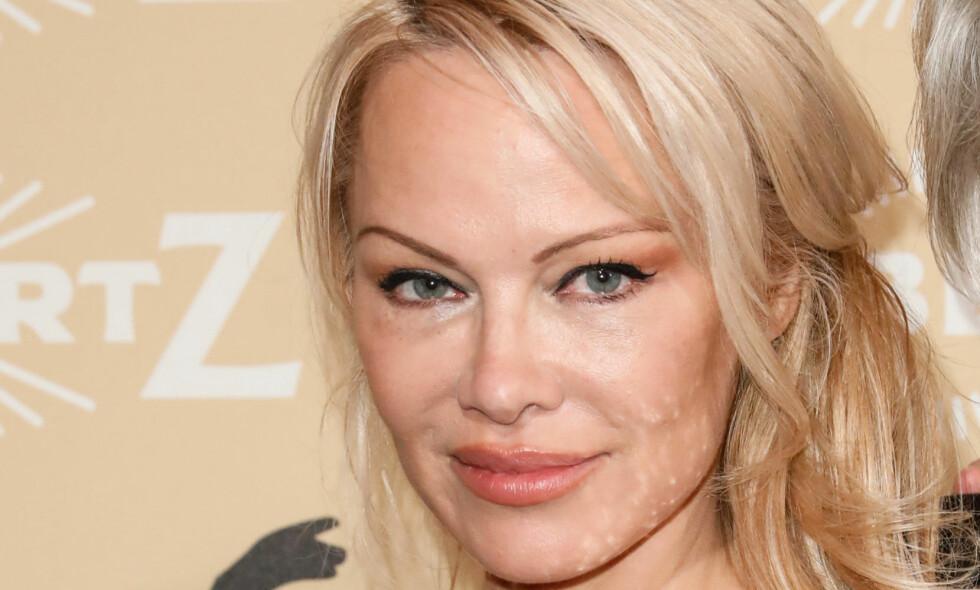 <p>ROMANSERYKTER: Den tidligere modellen Pamela Anderson gjestet nylig TV-programmet «Piers Morgan`s Life Stories» og fortalte om forholdet med den russiske presidenten Vladimir Putin. Foto: NTB Scanpix<br> </p>