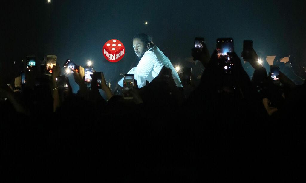 image: Hiphopens udiskutable konge – også på scenen