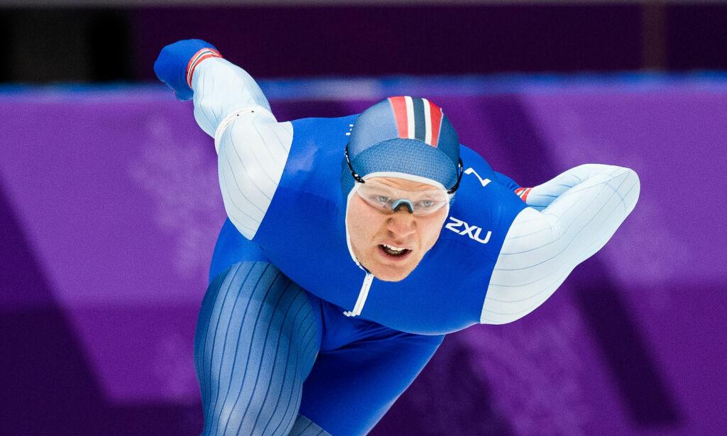 image: Lorentzen nummer én etter første dag i sprint-VM