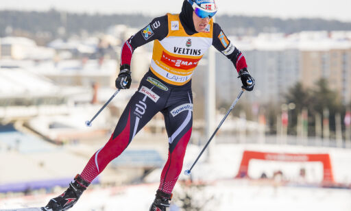 image: Nilsson med supertabbe: Falla vinner sprinten