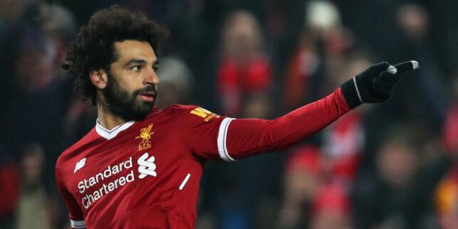 image: Ustoppelige Salah passerte Suarez