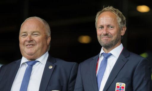 image: Hva toppfotball angår vet ikke Norges Fotballforbund sitt eget beste
