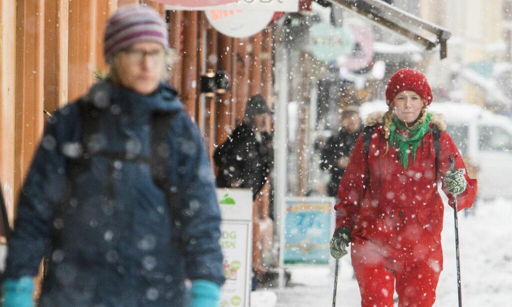 image: Mer snø - og skiføre til påske