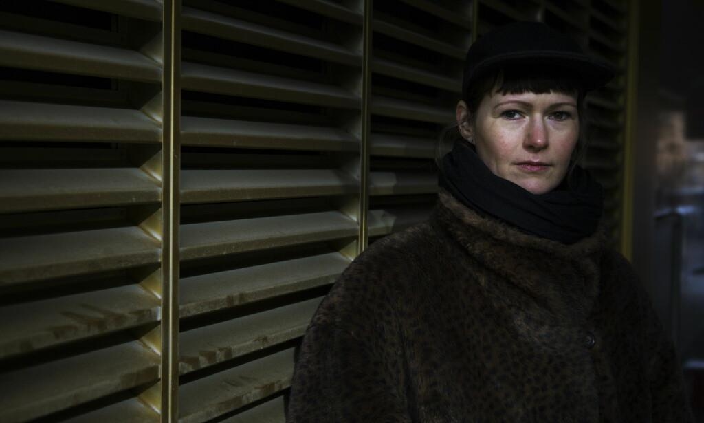 Var langt nede: Artist Hanne Kolstø mener psykisk helse er et underkommunisert tema i musikkbransjen. Foto: Frank Karlsen