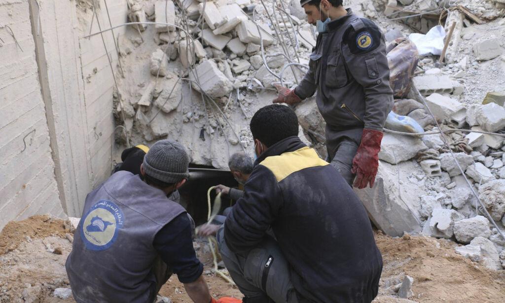 image: Assad kaller humanitær krise i Øst-Ghouta for «latterlig løgn»