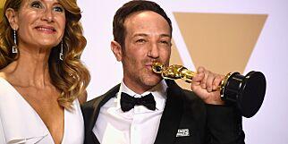 image: Denne Oscar-statuetten går rett til Karsten Warholm og de andre som er blitt svindlet