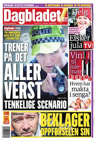 Faksimile/Dagbladet