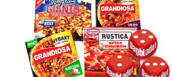 Vi testet de nye frossenpizzaene: - Skjerpings, Grandiosa!