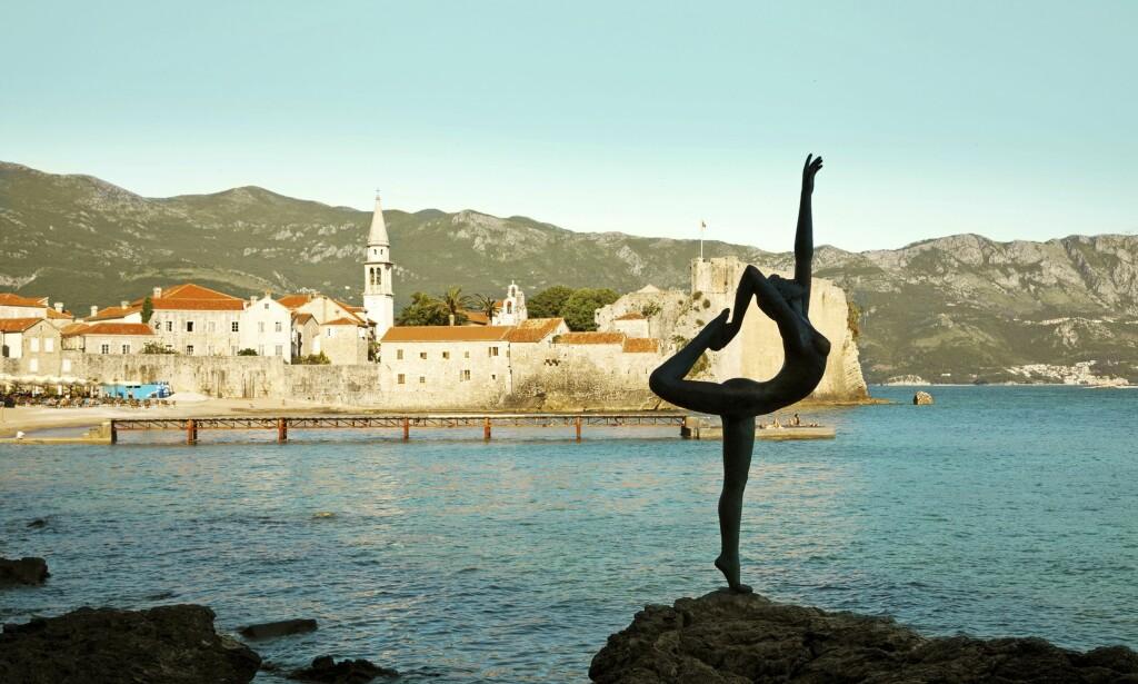 NYOPPDAGET PERLE: Montenegro er fersk som turistmål for skandinaver, men flere og flere oppdager det lille landet på Balkan. Foto: Ving