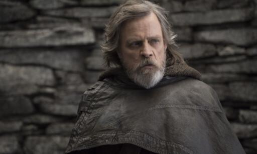 JEDI: Mark Hamill er for mange mest kjent for rollen som «Luke Skywalker». FOTO: Lucasfilm