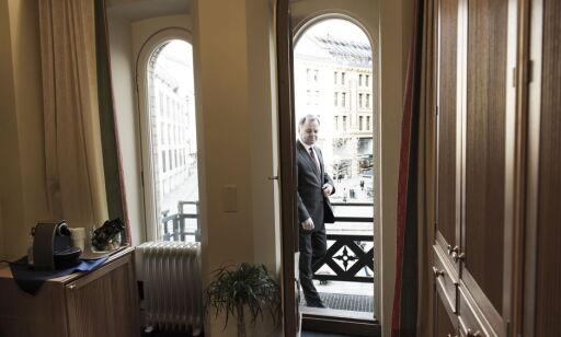 image: Skjebnedag for Thommessen i Stortinget: - Jeg er svært lei meg