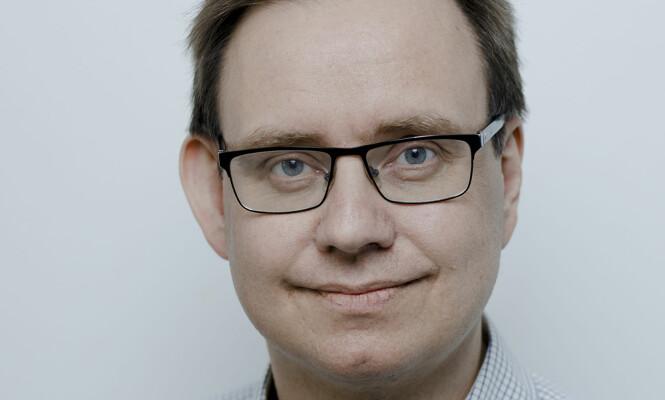 REISELEGE: Petter Thornam, ansvarlig lege på klinikken Sentrum Reisemedisin i Bergen. Foto: Paul S. Amundsen.