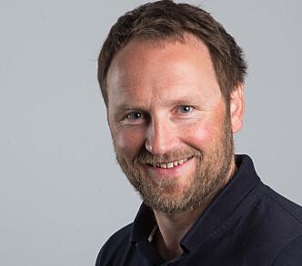 <strong>FORSKER:</strong> Bjørn Heine Strand, seniorforsker PhD ved Folkehelseinstituttet, avdeling aldring. Foto: FHI.