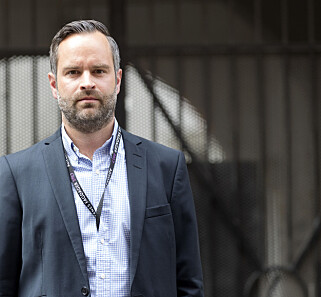 ADVOKAT: Kvinnen har engasjert Patrick Lundevall-Unger som sin advokat. Foto: Gorm Kallestad / NTB scanpix