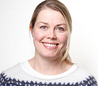MER UTSATT: – Eldre mennesker er mer utsatt for infeksjonssykdommer enn yngre, sier Jeanette Stålcrantz, seniorrådgiver ved Avdeling for vaksineforebyggbare sykdommer ved Folkehelseinstituttet. Foto: FHI.