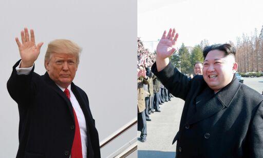 image: Nord-Korea krever garantien de har fått flere ganger tidligere: - USA har fire valg