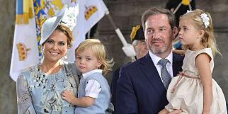 image: Nå har prinsesse Madeleine født