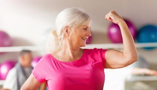 60-åringer har høyest selvfølelse