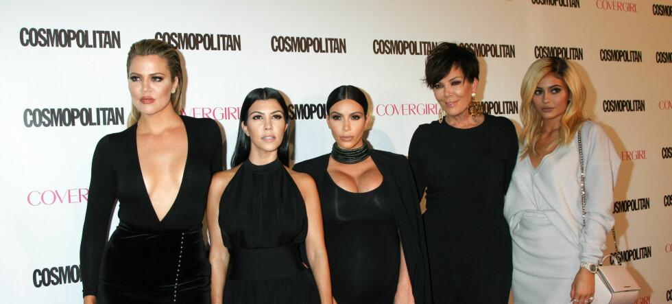 Her er betydningen bak de spesielle barnenavnene til Kardashian-familien