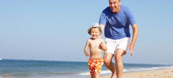 Hit reiser du på sommerferie med barnebarna